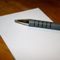pen-and-paper